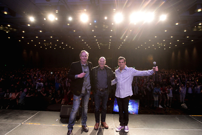 Sir Patrick Stewart's Appearance at Salt Lake Comic Con FanX helped make it the third largest Comic Con in the United States.