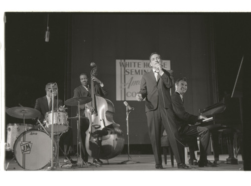 Bennett & Brubeck - The White House Sessions - Live 1962 Available For First Time Ever On Tuesday,