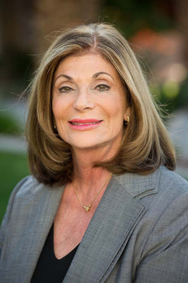 Former Nevada Congresswoman Shelley Berkley visited Touro University California Monday, Jan. 13, in her new role as CEO and Senior Provost of Touro College & University System's Western Division. (PRNewsFoto/Touro University California) (PRNewsFoto/TOURO UNIVERSITY CALIFORNIA)