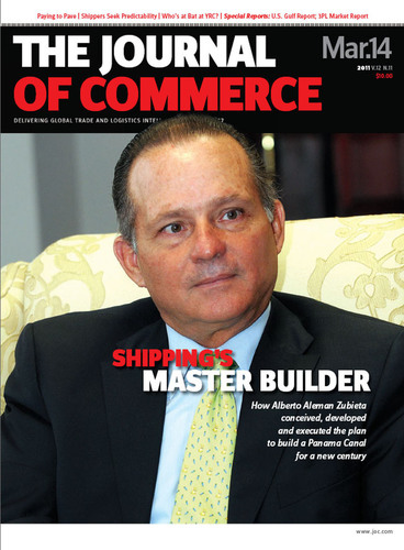 Panama Canal Authority's Aleman at the Helm of New Wave