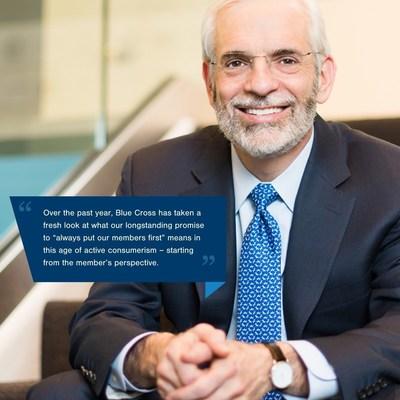 Blue Cross Blue Shield of Massachusetts President & CEO Andrew Dreyfus