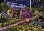 The Philadelphia Flower Show. Credit: Photo by R. Kennedy for GPTMC.  (PRNewsFoto/Greater Philadelphia Tourism Marketing Corporation)
