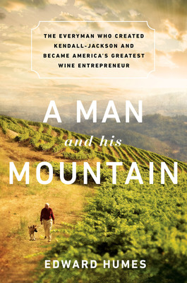 A Man and his Mountain Book Cover. (PRNewsFoto/Jackson Family Wines) (PRNewsFoto/JACKSON FAMILY WINES)