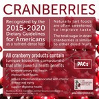 Scientists Agree that Cranberry Benefits May Extend to the Gut, Heart, Immune System and Brain