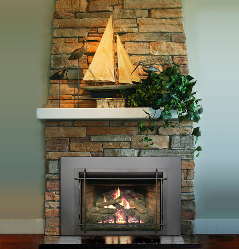 Robert H. Peterson Expands Gas Fireplace Offerings with the Launch of Real Fyre Direct Vent Gas