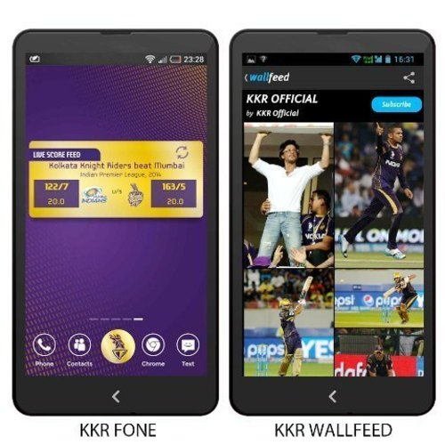 KKR Fone (PRNewsFoto/Foneclay Inc.)