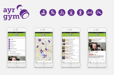 New Anytime Fitness App will allow people to rent their home fitness equipment by the hour
