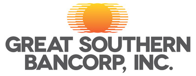Great Southern Bancorp logo.