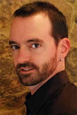 Conrad Edwards, Chief Experience Officer & GM, International Marketing.  (PRNewsFoto/NetQin Mobile Inc.)