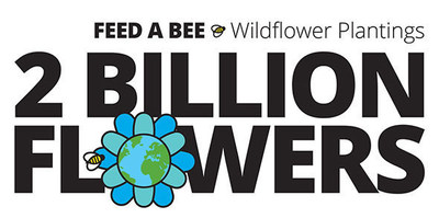 Over the last two years, nearly 1 million people and 117 organizations have joined Feed a Bee to provide more forage for pollinators around the country by planting over 2 billion wildflowers.