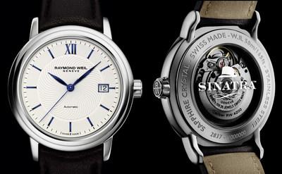 RAYMOND WEIL maestro Frank Sinatra limited edition timepiece