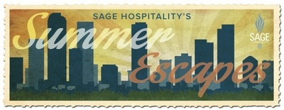 Sage Hospitality is offering a Summer Escape promotion through Labor Day (PRNewsFoto/Sage Hospitality)