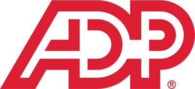 ADP Logo. (PRNewsFoto/ADP)