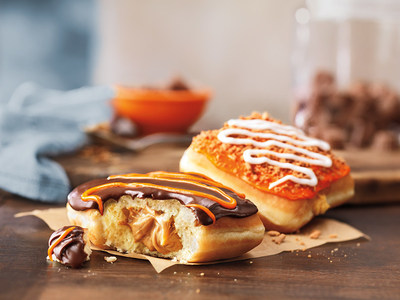 The NEW pumpkin pastry that will have you RUNNING to the store