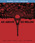 From Universal Pictures Home Entertainment: As Above/So Below