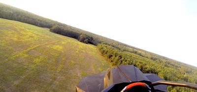 SkyRunner MK 3.2 Flight