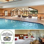 Courtyard Atlanta Airport South/Sullivan Road has garnered a 2016 TripAdvisor Certificate of Excellence award for its convenient location, comfortable guest rooms and friendly service. For information, visit www.AtlantaAirportSouthCourtyard.com or call 1-770-997-2220.