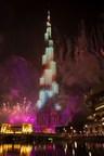 Dubai entra en 2015 con el espectáculo de Fin de Año más visto del mundo por Emaar en el centro de Dubai