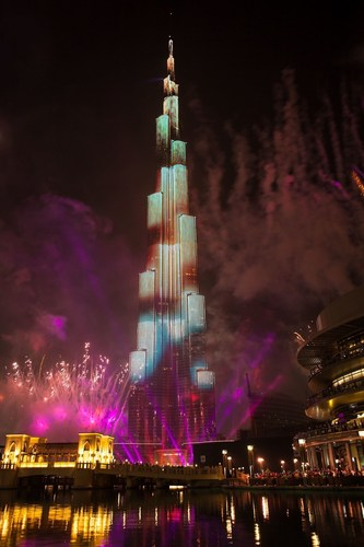 Downtown Dubai New Year's Eve Gala 2015. (PRNewsFoto/Emaar Properties) (PRNewsFoto/Emaar Properties)