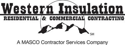 Western Insulation.  (PRNewsFoto/Masco Contractor Services)