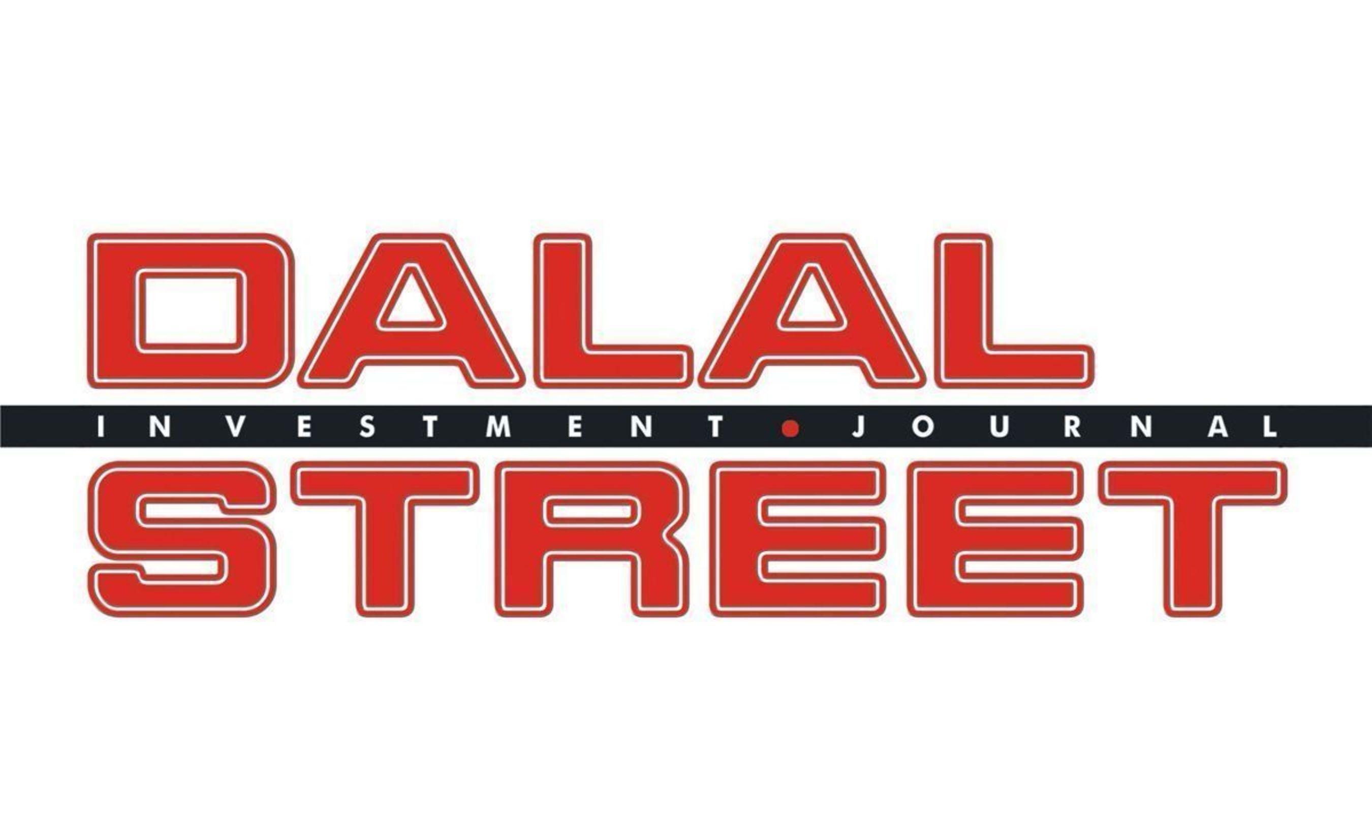 Dalal Street Investment Journal (PRNewsFoto/DSIJ Pvt. Ltd.)