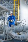 Measuring & Regulating Station Merida II & III, Energia Mayakan, Merida, Yucatan, Mexico.  (PRNewsFoto/GDF SUEZ)