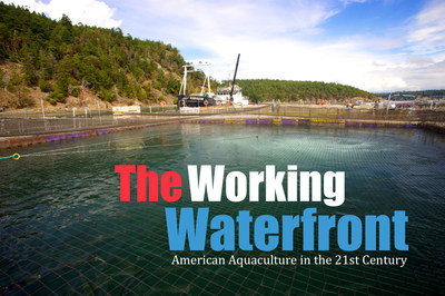 The Working Waterfront film looks at salmon, catfish and shellfish farms in the U.S.