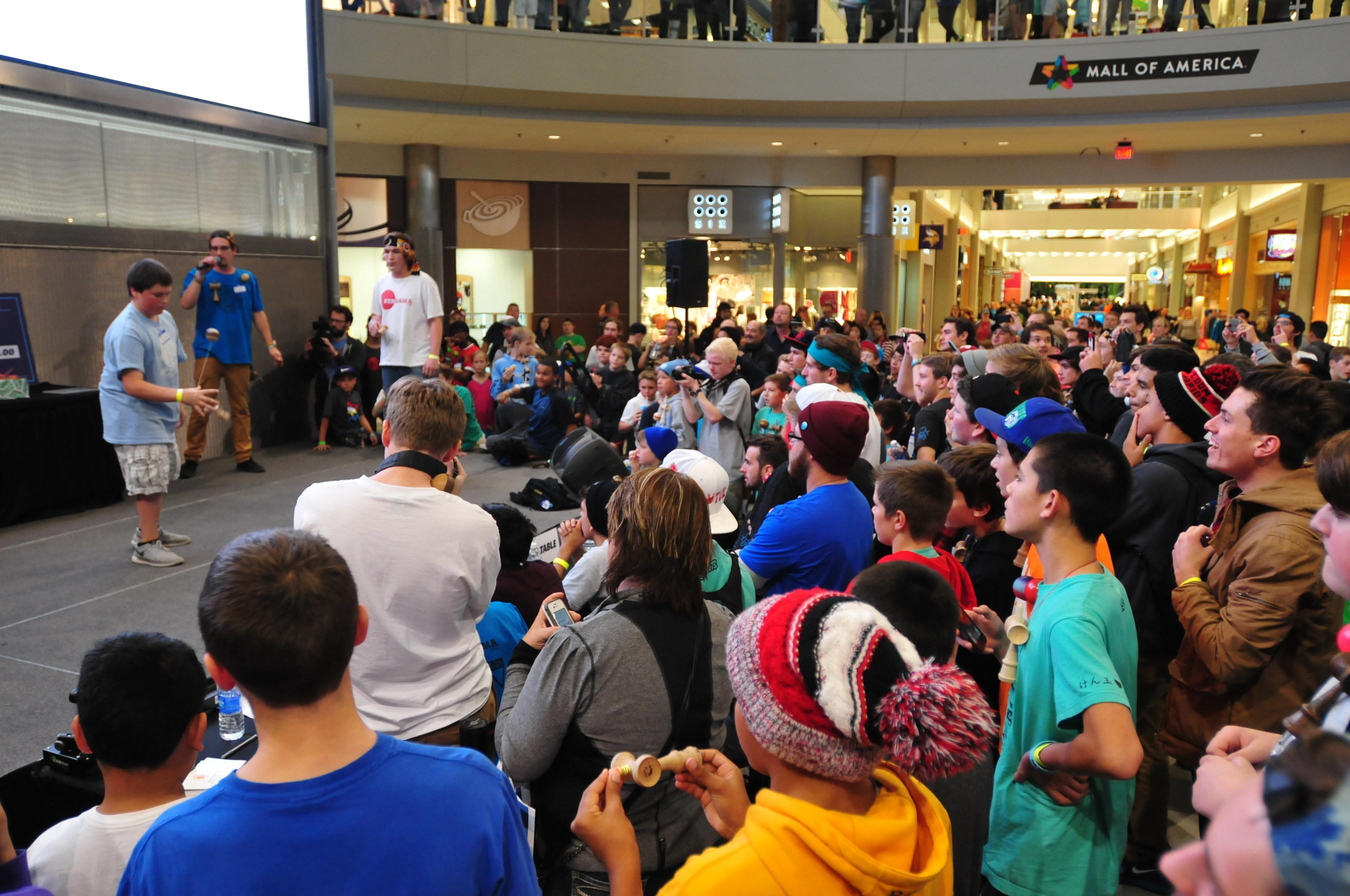 Sweets Kendamas' 2015 Minnesota Kendama Open