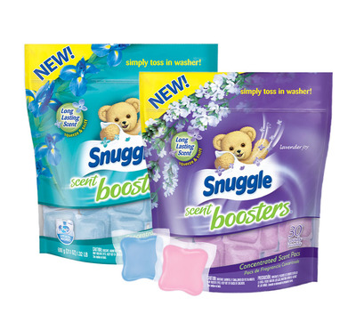 Snuggle Scent Boosters Packages
