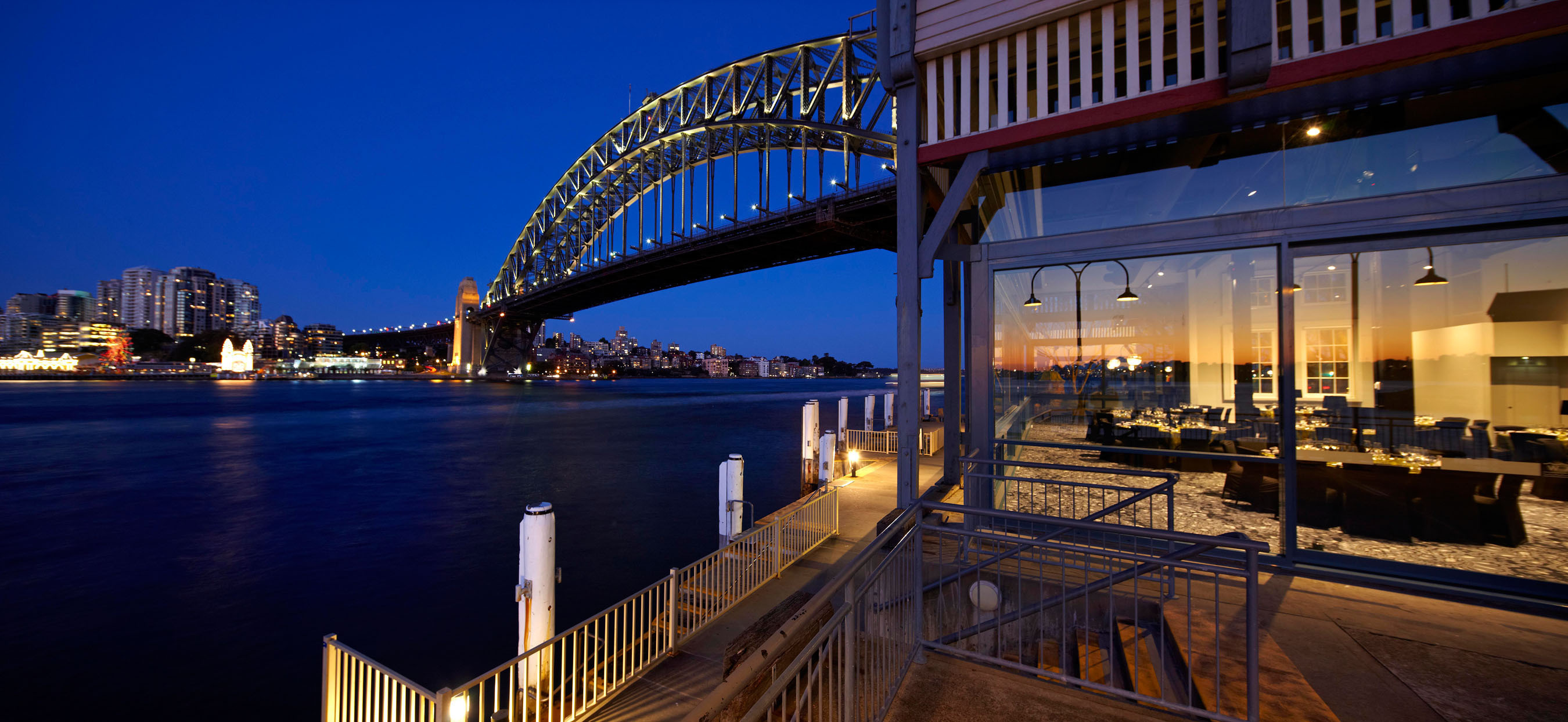 From Sydney to San Diego - Autograph Collection set to debut in three new world class destinations, including Pier One Sydney Harbour in Sydney, Australia (shown here), the ocean front Pier South Resort in San Diego, California, and the Hotel Chicago (formerly the Hotel Sax) in Chicago, Illinois.  (PRNewsFoto/Marriott International)