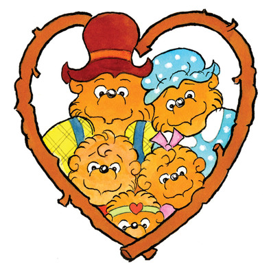 The Berenstain Bears.  (PRNewsFoto/Sourcebooks)