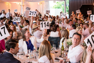 Sonoma-Cutrer and Make-A-Wish Greater Bay Area Team Up Once Again to Raise Record-setting $936,000 at Wishes in Wine Country Event