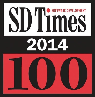 VersionOne agile ALM software makes SD Times 100 list for the 6th time, for excellence in market leadership and product innovation (PRNewsFoto/VersionOne)