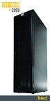 Telect releases the ESC-3000, an all-inclusive economy server cabinet, priced at $999. 509.926.6000, www.telect.com/esc3000
