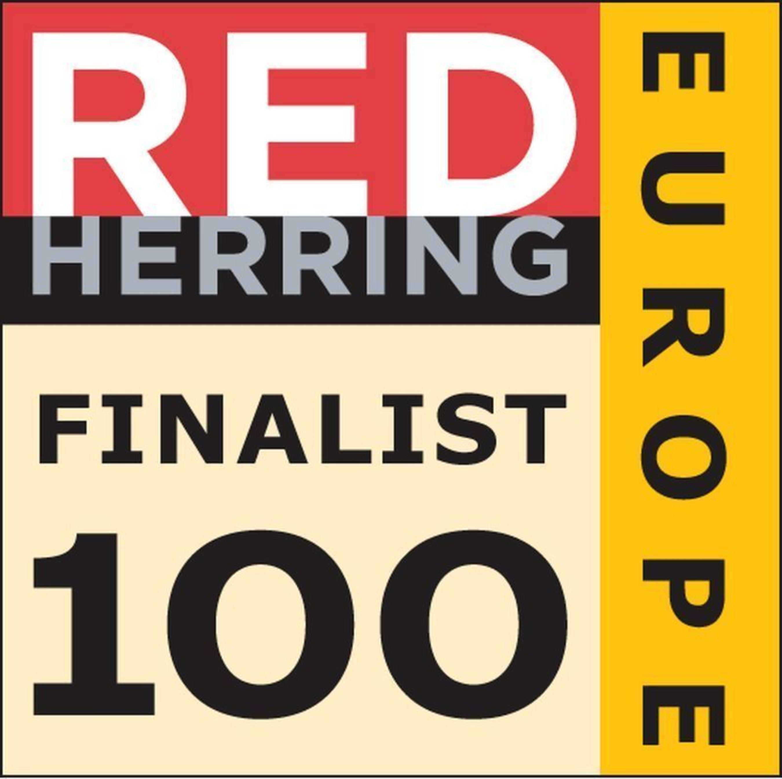 Red Herring Top 100 Europe Finalist (PRNewsFoto/Endobetix Ltd.)