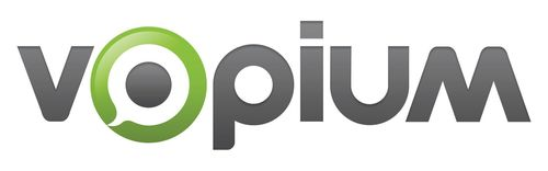 Vopium Logo (PRNewsFoto/Vopium)