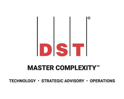 DST Logo (PRNewsFoto/DST Systems, Inc.)