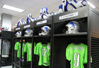 REPREVE Takes Over Detroit Lions Training Camp to #TurnItGreen (PRNewsFoto/Unifi, Inc.)