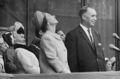 Launch of Queen Elizabeth 2 - Wednesday, September 20, 1967 / Photo Credit: Cunard