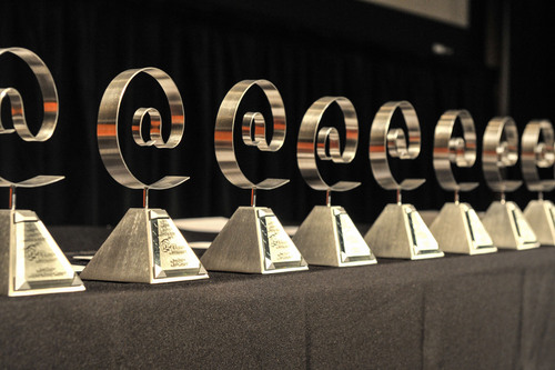 2013 EIMA Awards.  (PRNewsFoto/Dallas Fort Worth Interactive Marketing Association)