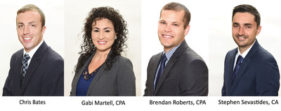 The Siegfried Group welcomes new Professionals to its South region.