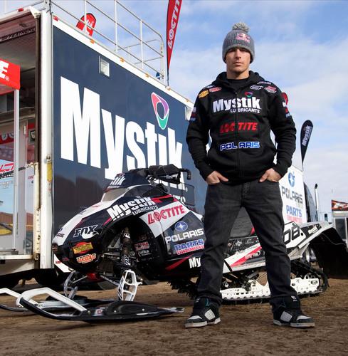 Mystik Lubricants Announces Renewal Of Team Lavallee Title Sponsorship
