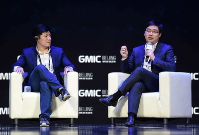 "Cheng Wei, founder and CEO of Didi Chuxing, participated in a panel with Anthony Tan, co-founder and CEO of Southeast Asia's Grab, at the Global Mobile Internet Conference (""GMIC"") in Beijing."