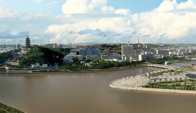 Scenery of Liaoyuan
