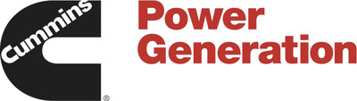 Cummins Power Generation logo. (PRNewsFoto/Cummins Power Generation Inc.)