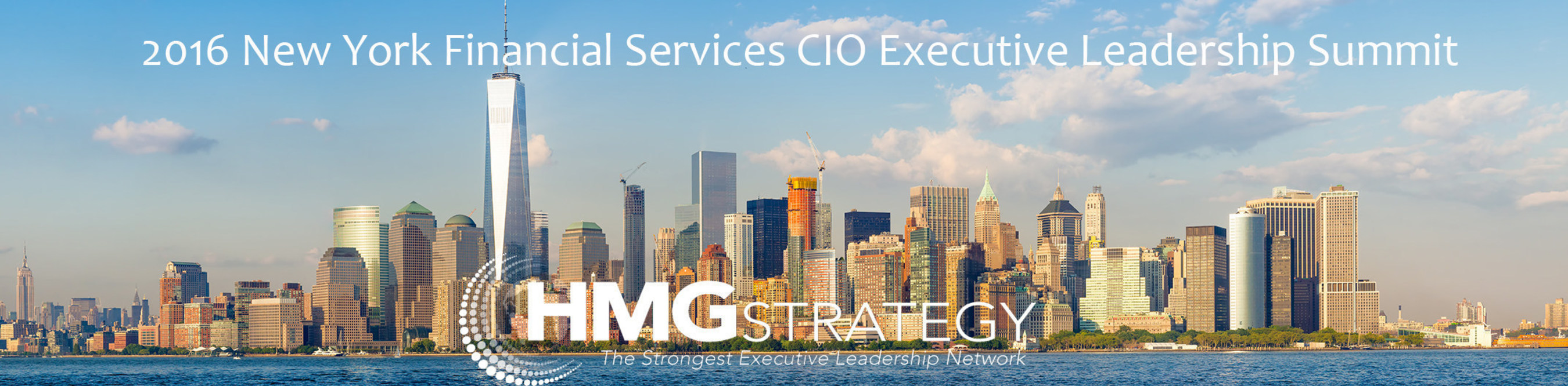 Embracing Digital Amid the FinTech Challenge to Carry the Conversation at HMG Strategy's Upcoming 2016 Financial Services CIO Executive Leadership Summit