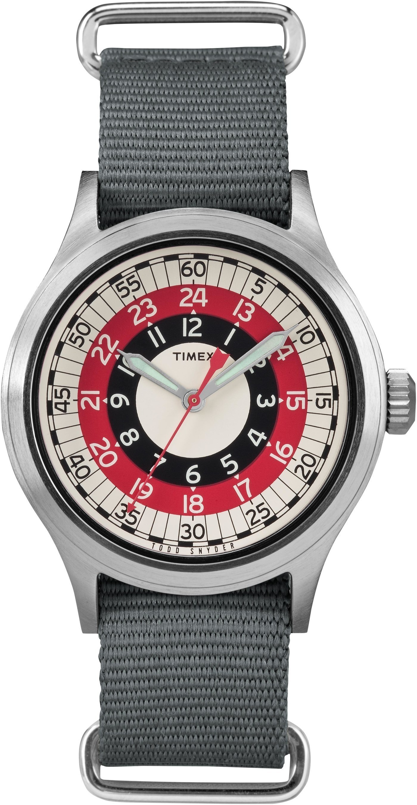 Timex X Todd Snyder Mod WatchRetail Price: $138Available in the US at ToddSnyder.com
