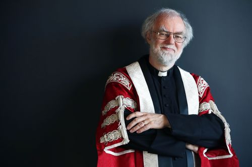 Rowan Williams takes up role as University of South Wales's Chancellor