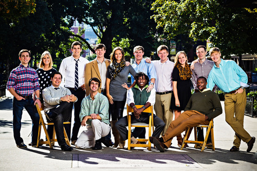 WeScore Team. (PRNewsFoto/WeScore) (PRNewsFoto/WESCORE)