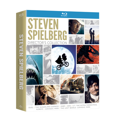 From Universal Studios Home Entertainment: Steven Spielberg Director's Collection (PRNewsFoto/Universal Studios Home...)